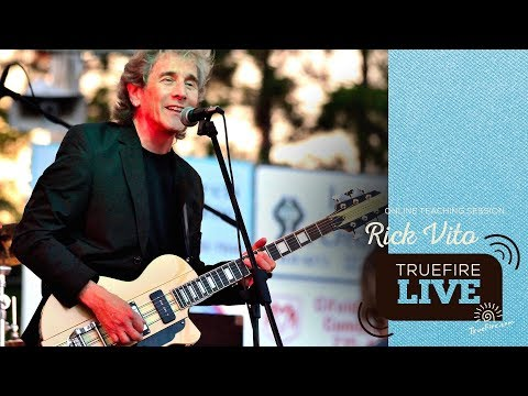 TrueFire Live: Rick Vito - Slide Soulshaker Mp3