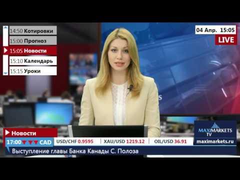 04.04.16 - Прогноз, новости рынка Форекс.