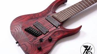 Baixar Hapas Kayzer 8FF 8-string Custom Guitar playthrough