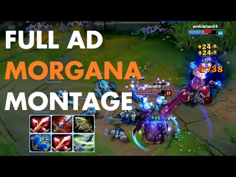 Full Ad Morgana Montage Youtube