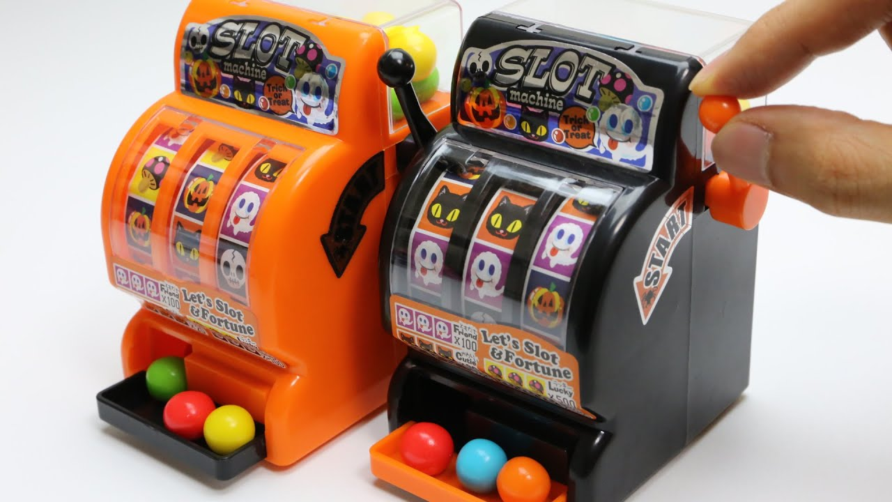 gumball slot machine