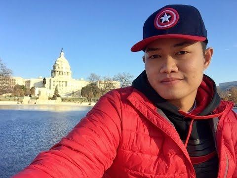 Cuộc sống Mỹ 69 - Washington DC - Đến thăm thủ đô hiệp chủng quốc Hoa Kỳ - Hoa Thịnh Đốn.