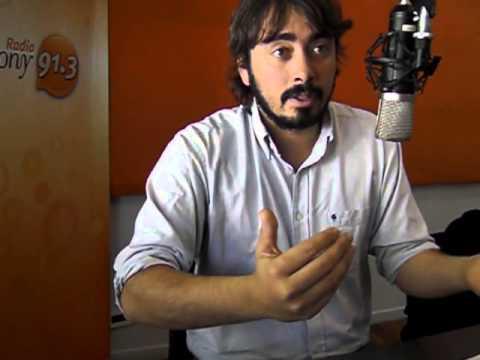 Ignacio Alvarez, candidato a concejal del FPV de San Fernando en 168 Horas Radio