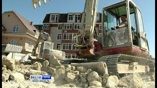 Около десятка самостроев пойдут под снос в Адлерском районе Сочи