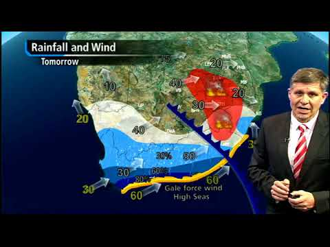 Weather forecast: 21 August 2017