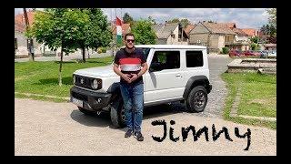 A tökéletes terepjáró? - Teszt: Suzuki Jimny 2019