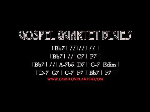 Backing Tracks - Gospel Quartet