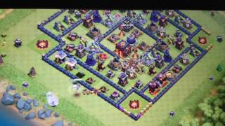 Clash of Clans Linux ivan VS SYNC -Red dragons VS GBA CLAN