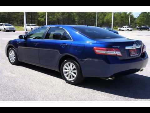 2011 Toyota Camry For Sale >> 2011 Toyota Camry Blue Ribbon Metallic LONGVIEW TX - YouTube