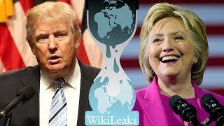 Wikileaks: Trump Worse Than Clinton