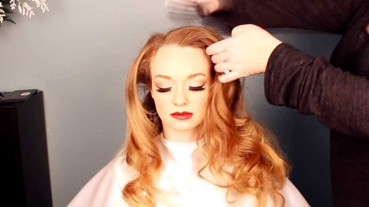 1940s Hair and Makeup Tutorial ~ Old Hollywood - Veronica Lake ...