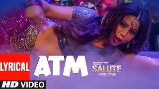 ATM: Manmohan Wairs (Full Lyrical Song) Salute | Nav Bajwa, Jaspinder Cheema, Sumitra Pednekar