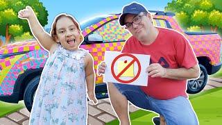 Novas Regras de Conduta para Crianças Travessas (Rules of Conduct for Children) - MC Divertida