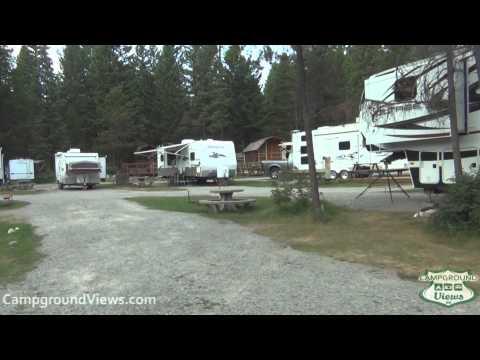 CampgroundViews.com - Whitefish Kalispell North KOA Whitefish Montana MT