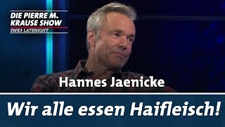 Hannes Jaenicke: Warum wir alle Haifischfleisch essen