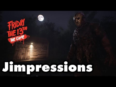 FRIDAY THE 13TH: THE GAME (Beta) - Jason Breaks Manhattan