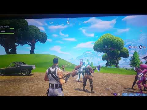 FORTNITE SOCIAL EXPERIMENT !! ARE PEOPLE FREINDLY