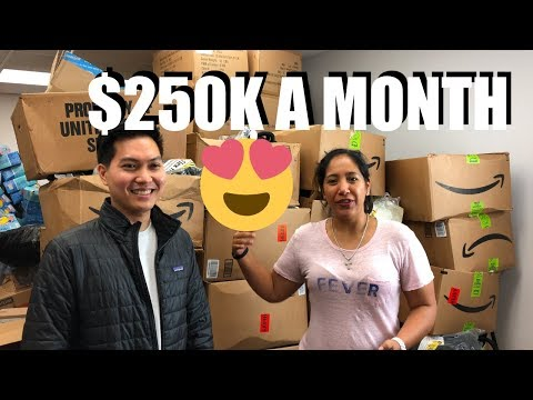 Dropshipping on Amazon in 2019 - He Did $250k In A Single Month... thumbnail
