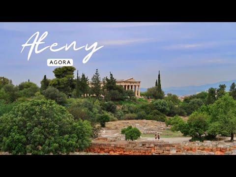 Najważniejsze miejsca w ATENACH? | vlog