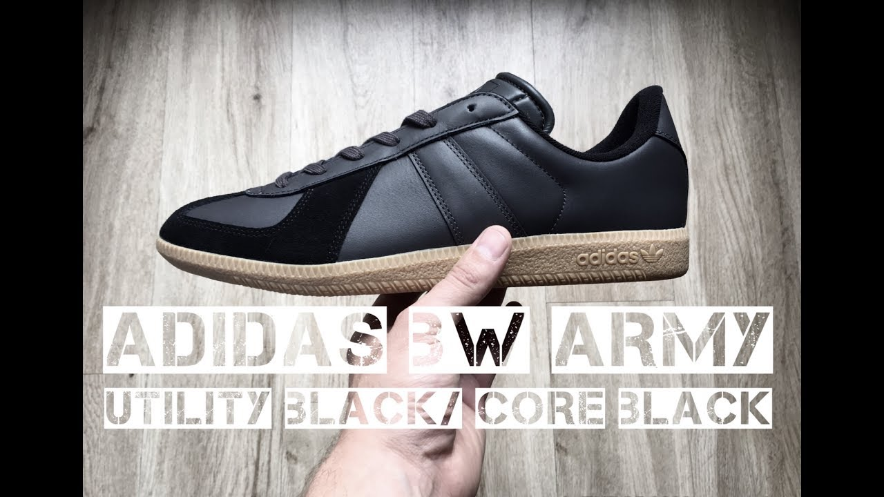 Adidas BW German Army Trainer, Men's Fashion, Footwear on