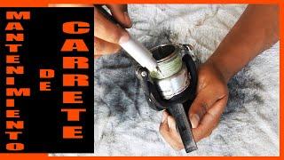 Як проводити профілактичне обслуговування котушки рибальські ( Шимано Fx4000fb)