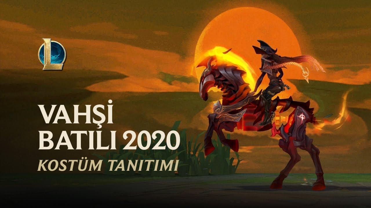 Vahşi Batılı 2020: Şeytanla Düello | Resmi Kostüm Tanıtımı - League of Legends