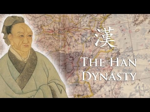 The Han Dynasty—China's First Golden Age