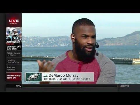 DeMarco Murray on ESPN