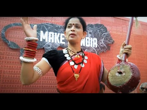 Traditional Music and Famous Pandavani Singing of Chhattisgarh by Singer Ritu Verma