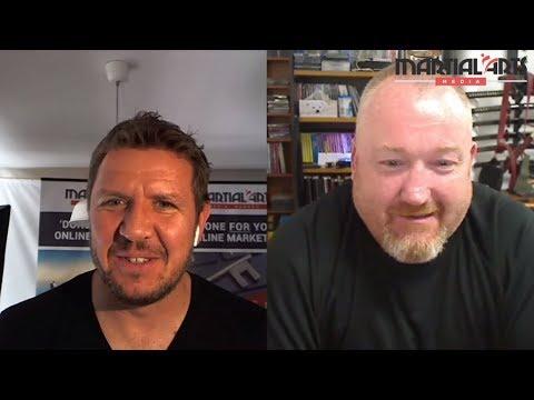 Damien Martin - Risk Management Planning For Martial Arts