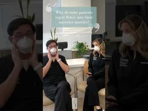 Why Do Some Patients Inject BOTOX into their Masseter Muscles? - Sistine Plastic Surgery