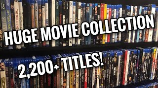You asked, and i delivered! here is a complete collection video where get look at all 2,200+ 4k, blu-ray, dvd movies in my collection!! follow me! ...