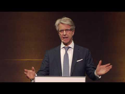 Bankiertag 2017: Eröffnungsrede Herbert Scheidt