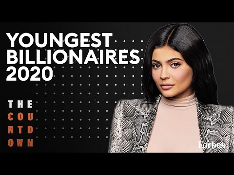5 Of The World's Youngest Billionaires 2020 | The Countdown | Forbes