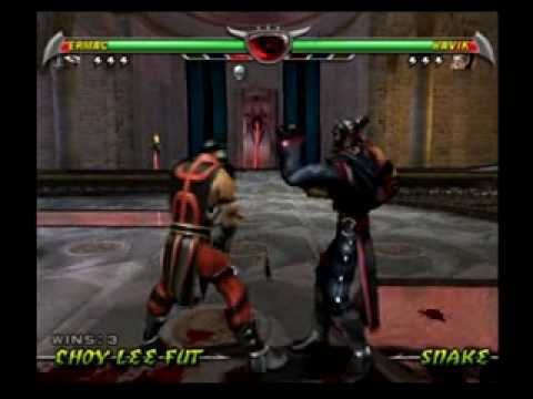 Mortal Kombat Deception - Ermac (Alternate Costume) - 1/3 ...