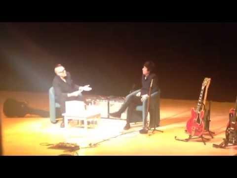 Johnny Marr plays Uncertain Smile - Birmingham 9/12/16