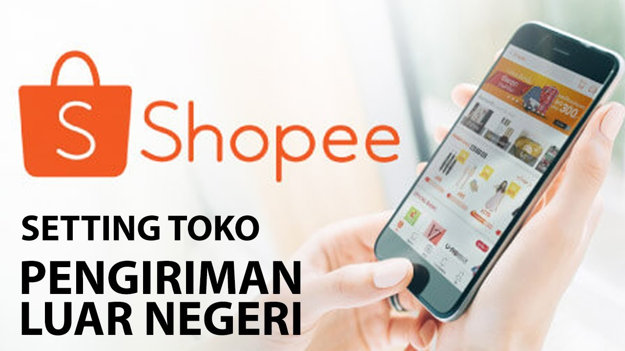 Dropship Aliexpress Cara Setting Toko Shopee Untuk Dropship Dari Luar Negeri Youtube