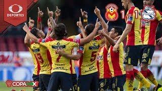 Morelia arrebata pase a Puebla | Morelia 1 (3) - (0) 1 Puebla | Copa Mx-Octavos | Televisa Deportes