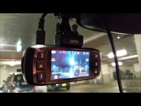 How To Install The DOD LS460W Dashboard Camera In To A Car?