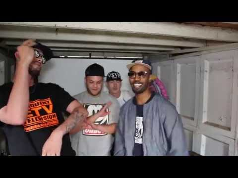 ETV - Cyphers - Mister O, Conscious Poet, General & eSKay -