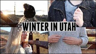 WINTER IN UTAH: LOOKBOOK | Avrey Ovard