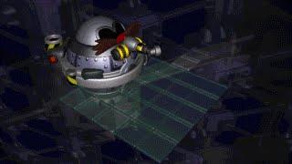 Sonic 3D Blast - Boss Run