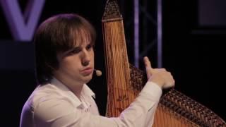 Новітня музика бандури | Георгій Матвіїв | TEDxKyiv