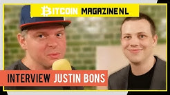 Interview JUSTIN BONS about Bitcoin's Failing Ideology and the alternatives || BitcoinMagazine NL