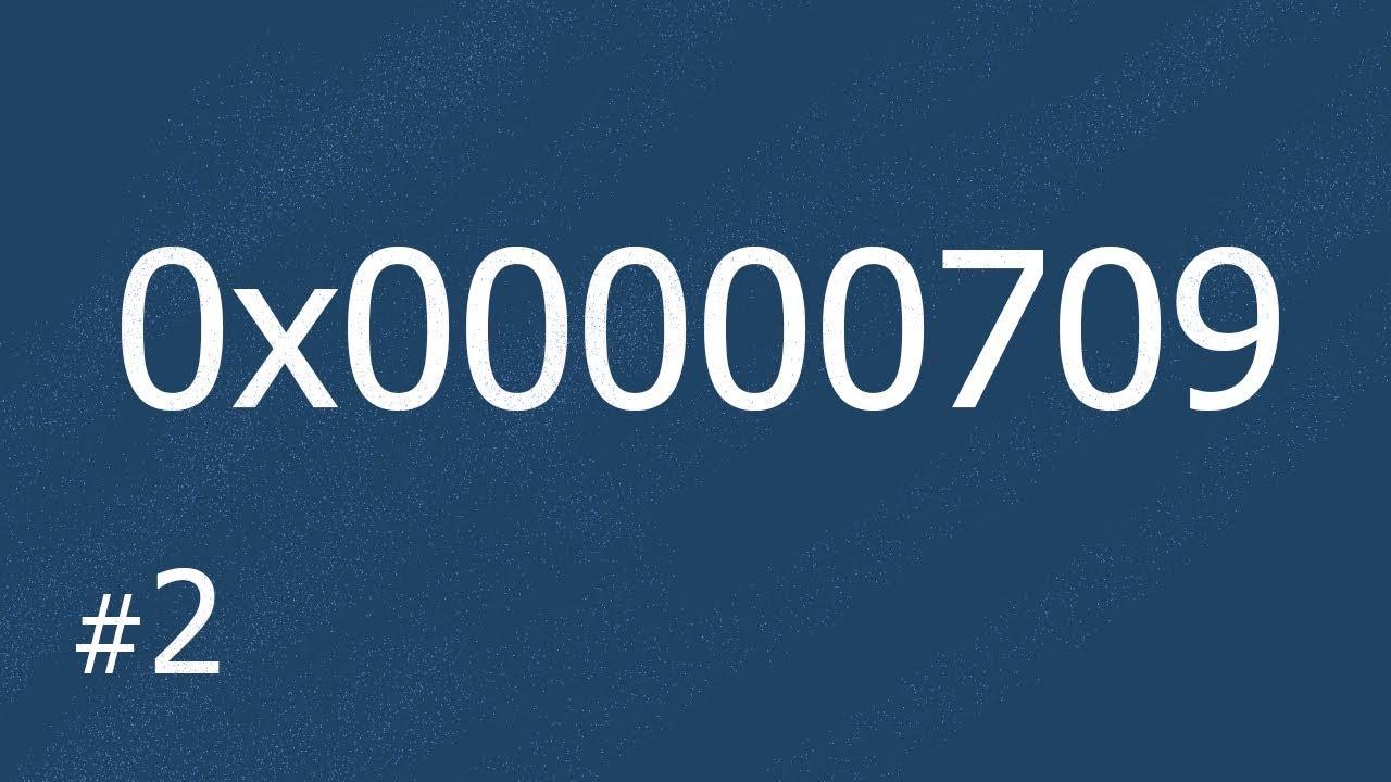 Ошибка 0x00000709 Решение |  Resolve Error 0x00000709