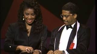 Whitney Houston Wins Favorite Pop/Rock Single - AMA 1988