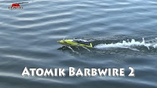 Atomik RC Barbwire 2 in action!
