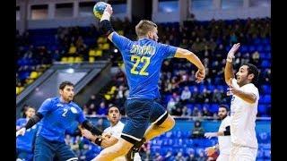 Гандбол Украина - Фарерские Острова. Квалификация ЧЕ-2020