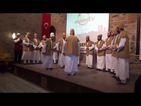 Bursa Ördekli Kültür Merkezi  Uşşaki Devran Zikri