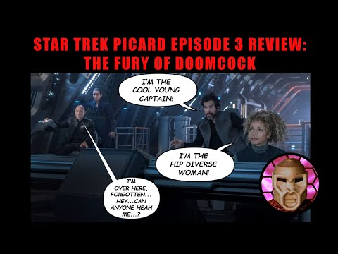 Star Trek Picard Review Episode 3   A Grievous Insult to Fans
